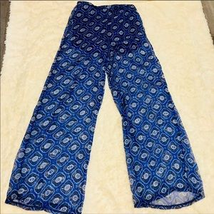 San Souci Sheer Boho Pants